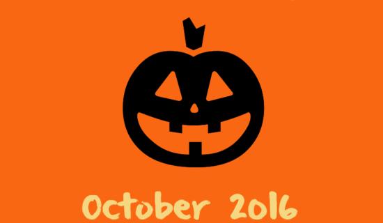 October 2016: Falling Back