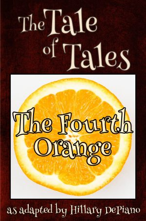 The Fourth Orange book cover image