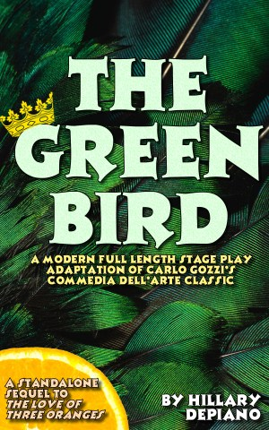 The Green Bird cover