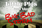 The Three Little Pigs and the Big Bad Storm now available from YouthPLAYS (and 25% off!)