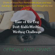 Hair of the Dog Post-NaNoWriMo Writing Challenge