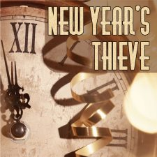New Year's Thieve by Hillary DePiano