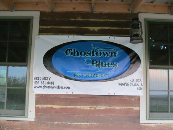 Ghostown Blues in Maple Creek Click for more photos of this storied B&B