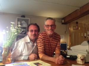 Doug with John McNeil