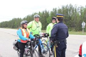 RCMP stop 3 speeders