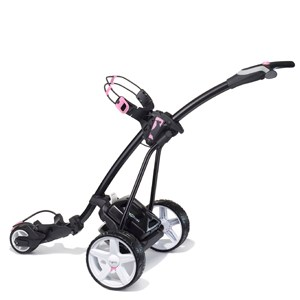 Black with Pink Trim and Standard lithium battery