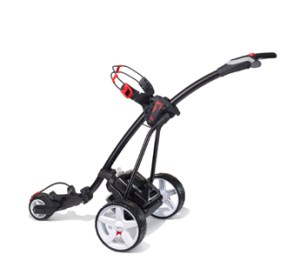 Black with Red Trim Lithium Battery