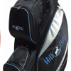 Hill Billy Deluxe Lite Cart Bag Black and Blue