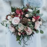15 Of The Best Winter Wedding Bouquets To Enhance Your Big Day Hcb