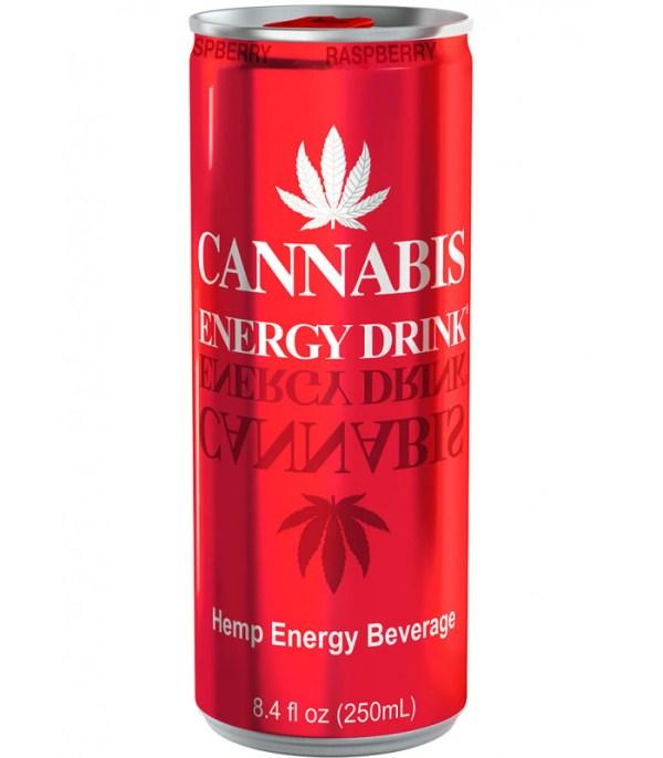 New Braunfels cannabis energy drink
