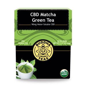 San Antonio CBD Tea