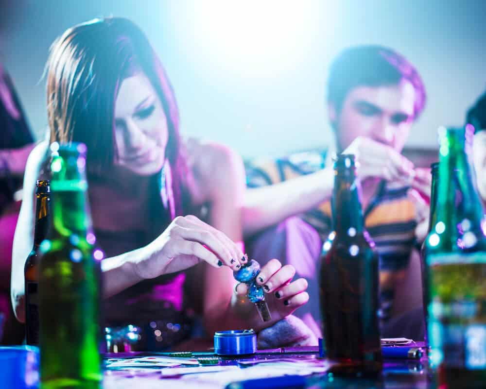Teen Party   Substance Induced Mood Disorder   HIllcrest ATC