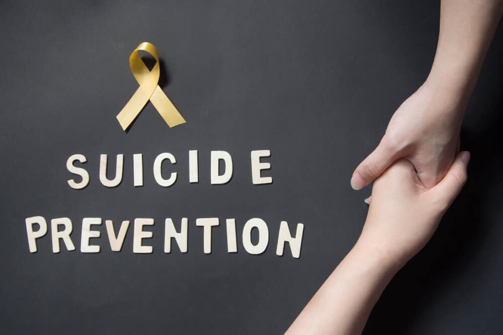 Ribbon | Suicide Prevention | Hillcrest