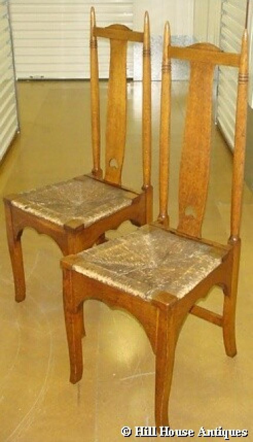 High Back Decorative Chairs