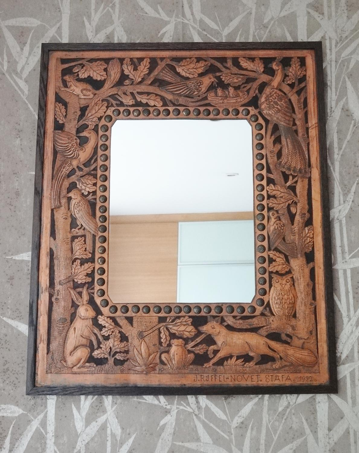 Image result for arts and crafts  mirror