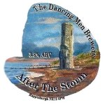 After The Storm craft ale from The Dancing Men Brewery, Happisburgh Norfolk