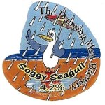 Soggy Seagull craft ale from The Dancing Men Brewery, Happisburgh Norfolk