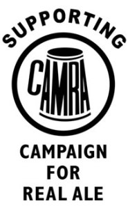 The Hill House Inn Happisburgh supports CAMRA (The Campaign for Real Ale)
