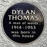 Dylan Thomas birthplace