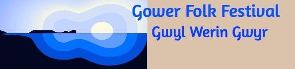 Gower folk festival logo