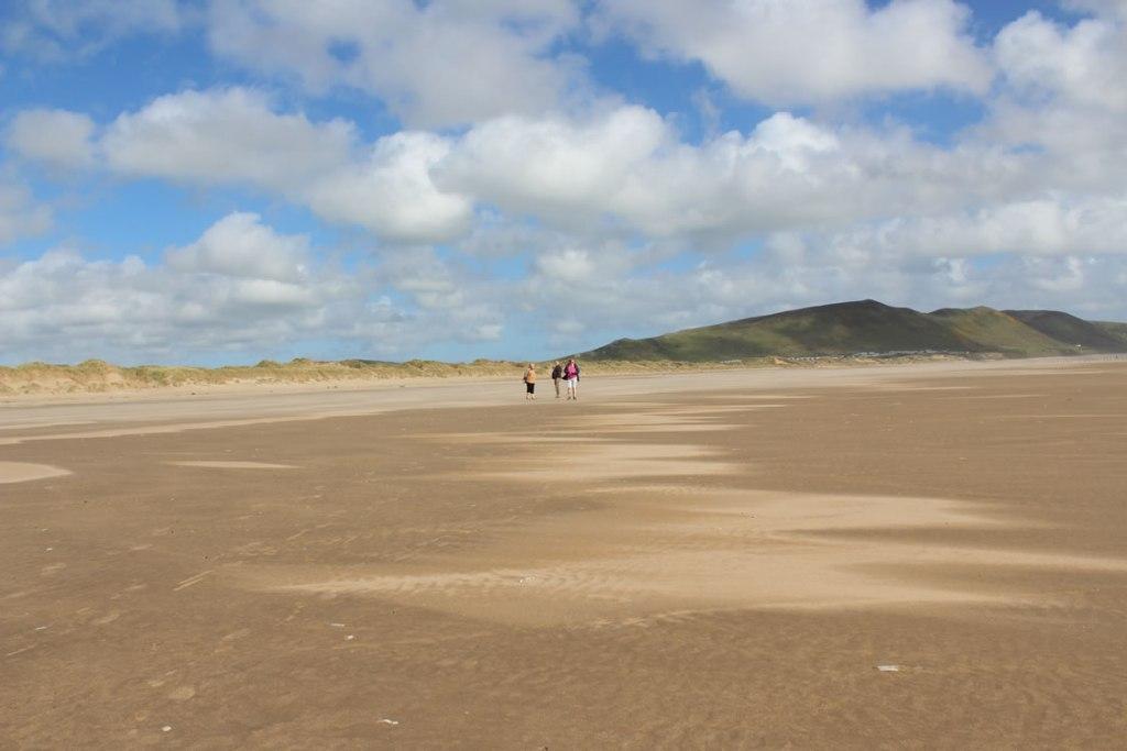 Gower Beaches - Llangennith