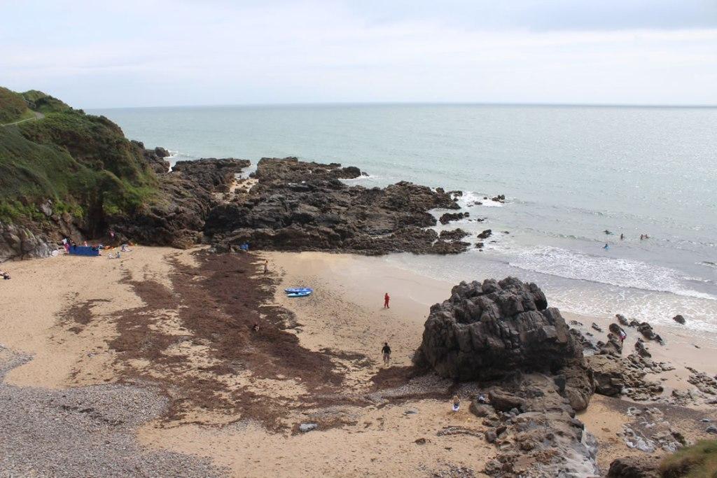 Swansea Beaches - Rotherslade (Little Langland)