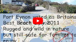 Old Gower beach guide promo video