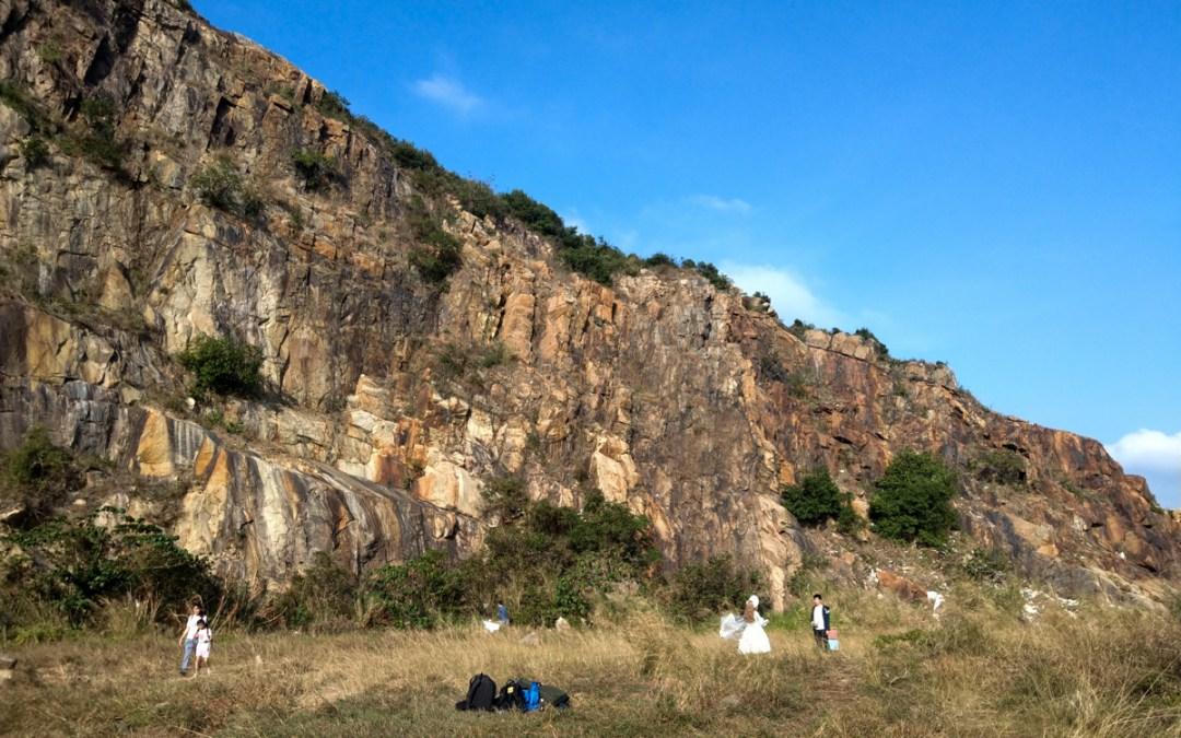 鯉魚門石礦場