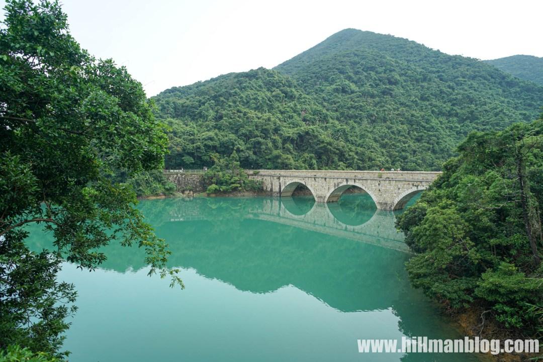 大潭水塘   (紫羅蘭山徑)