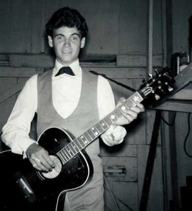 Off Stage - On the Road: Everly Brothers