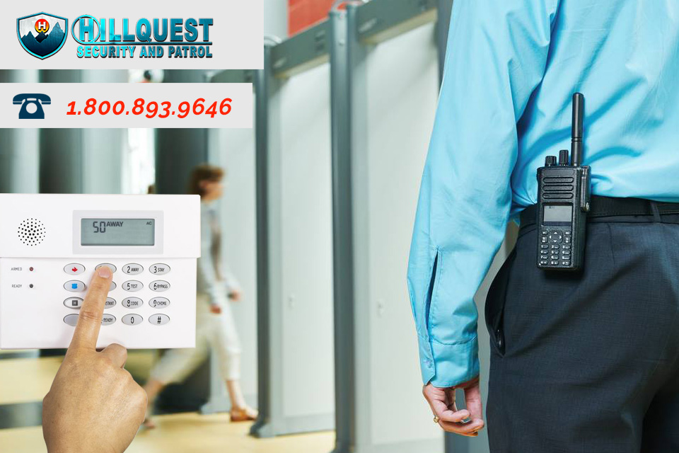 Hillquest Security Can Meet All Your Security Needs