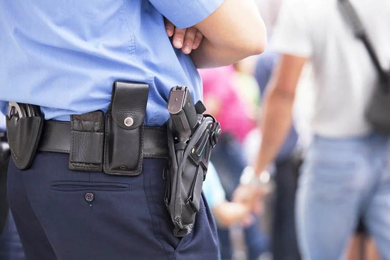 armed patrol Los Angeles