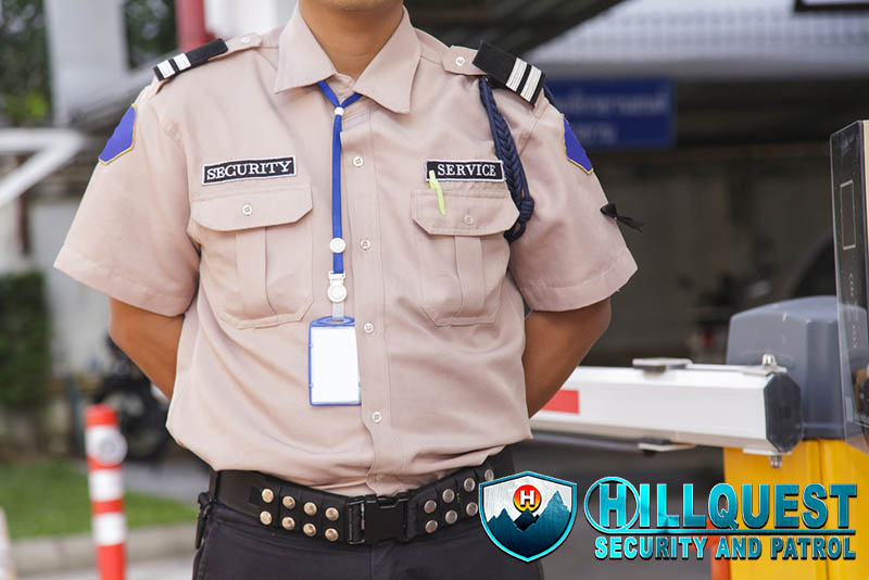 A Commercial Security Service in Los Angeles