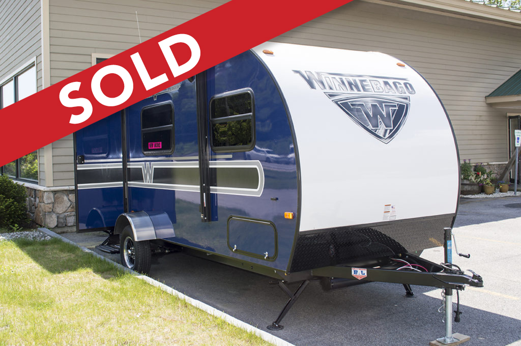 -SOLD! 2018 Winnebago Drop WD170S Image
