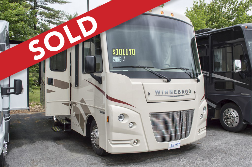 - SOLD! 2017 Vista 26HE Image