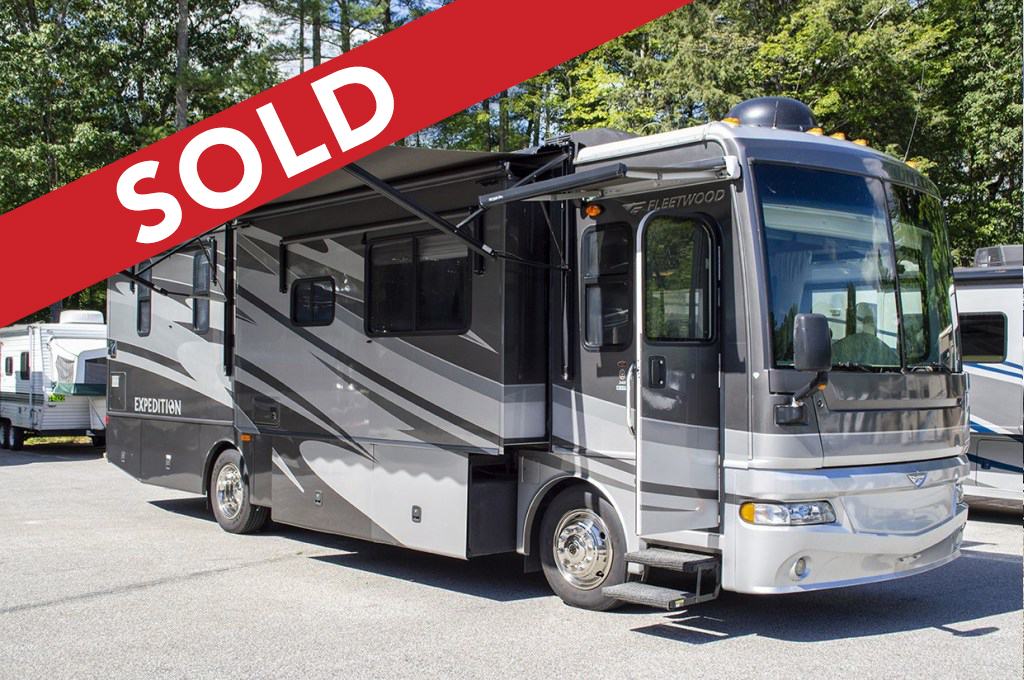- SOLD! 2007 Fleetwood Expedition 34H - Diesel Pusher Image