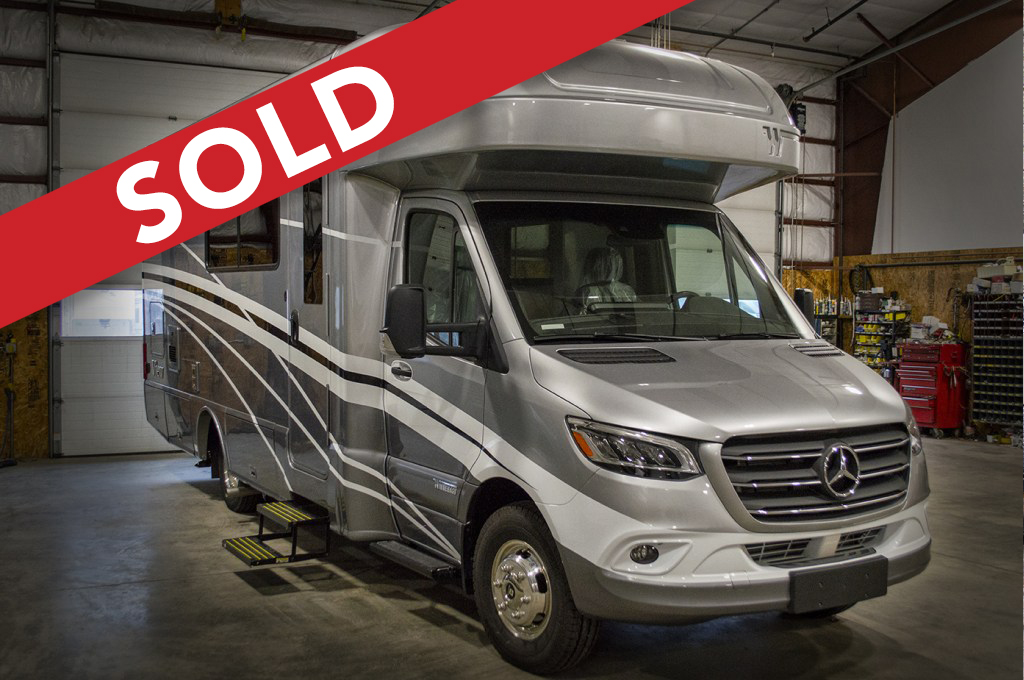 - Sold! 2020 Winnebago View 24D Image