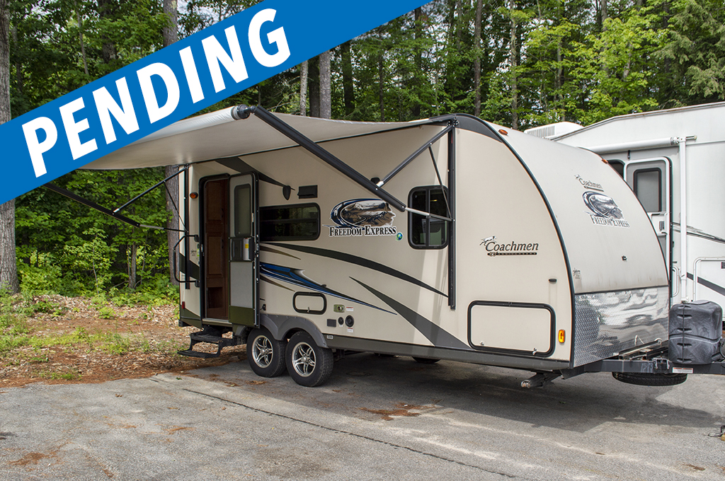 - PENDING! - 2015 Freedom Express 192RBS Image