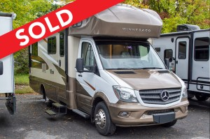 - SOLD! - 2017 Winnebago View 24V Image