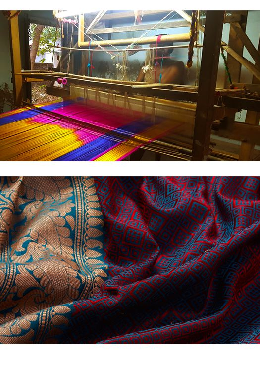 Blog On Handlooms of Jharonka