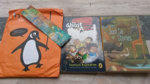 Books for kids this summer vacation