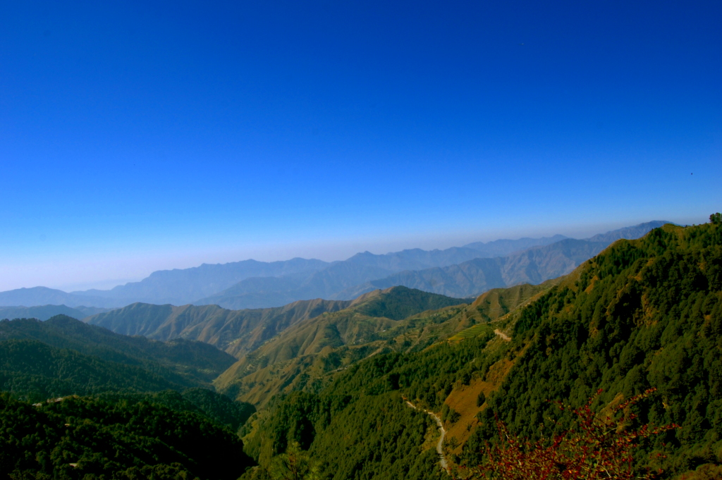 Chakrata, a land of misty mountains