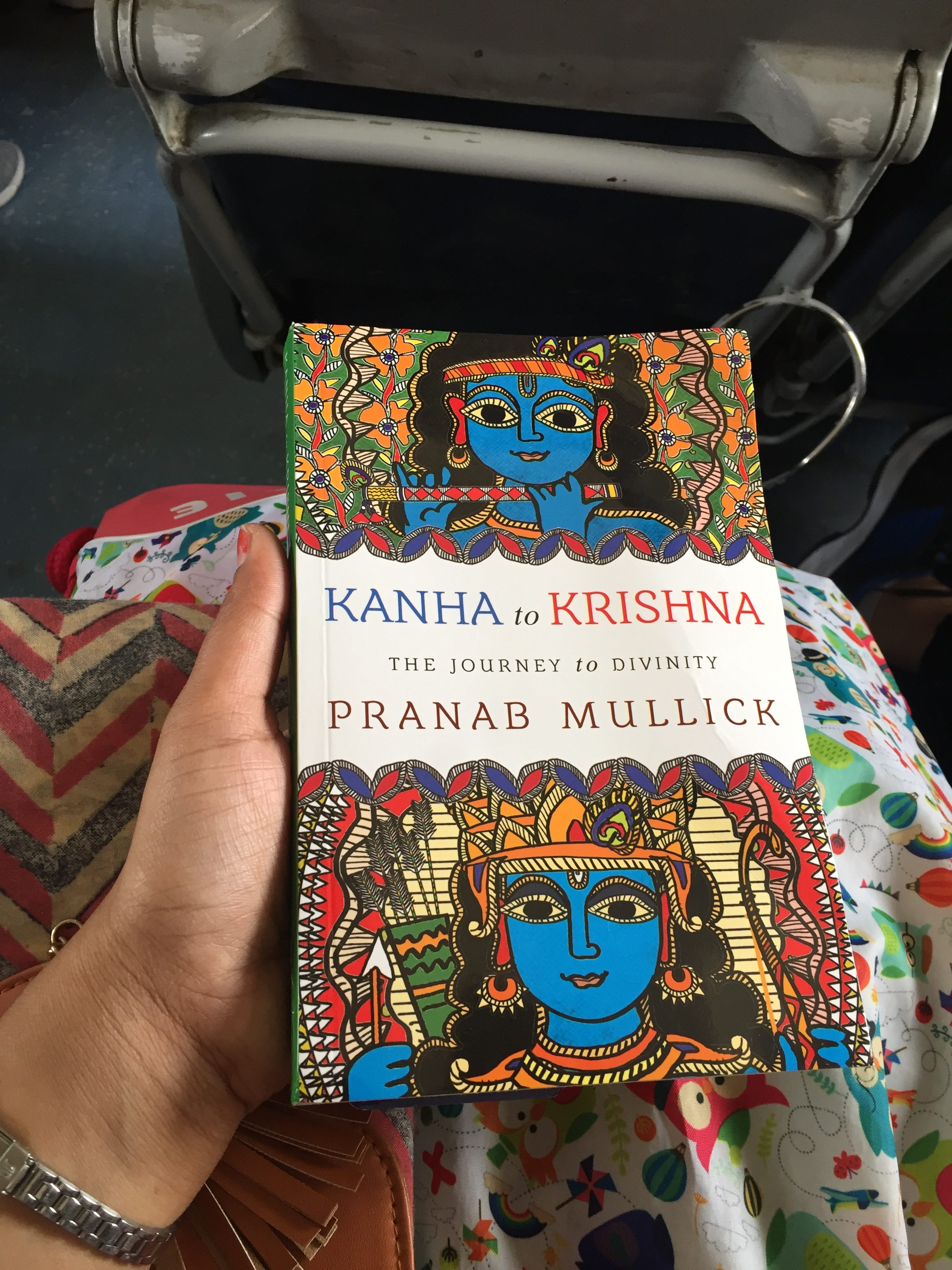 Kanha to Krishna by Pranab Mullick – book review