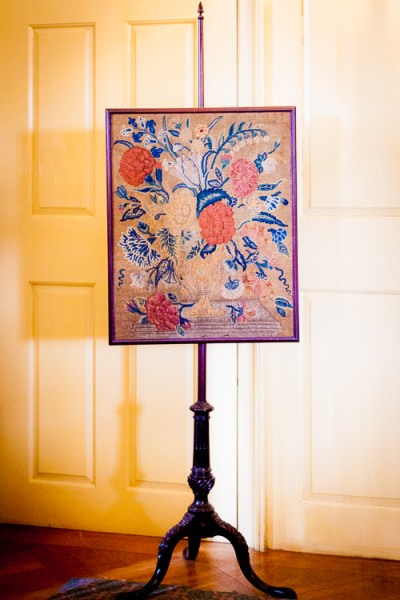 Hill-Stead Collection Furniture Tapestry Screen