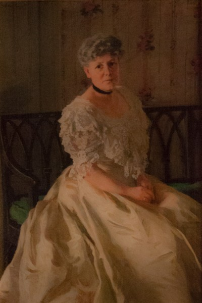 Hill-Stead Paintings Portrait Ada Pope