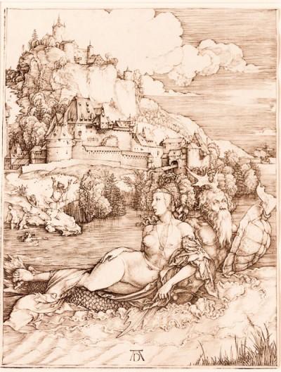 Hill-Stead Prints by Albrecht Durer