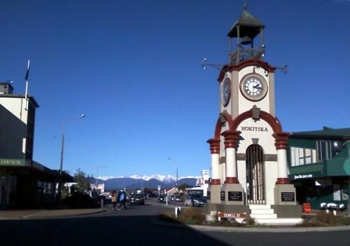 Hokitika, Isla Sur de Nueva Zelanda