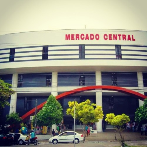 Mercado Central, Fortaleza