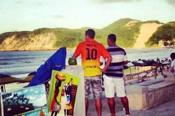 Playa Ponta Negra, en Natal