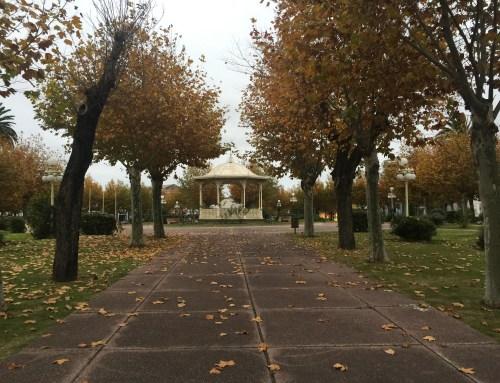 Plaza Constitución, Fray Bentos.